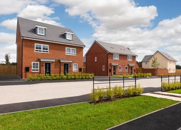 """Thumbnail 4 bedroom end terrace house for sale in """"Queensville"""" at Sutton Way, Whitby, Ellesmere Port"""