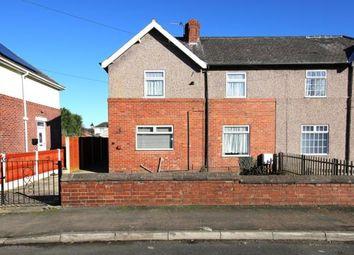 Thumbnail 3 bedroom semi-detached house for sale in Laurel Terrace, Skellow, Doncaster