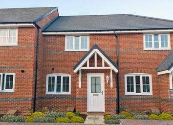 "Thumbnail 2 bedroom terraced house for sale in ""Newton"" at Morgan Drive, Whitworth, Spennymoor"