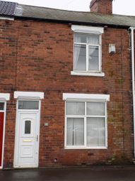 Thumbnail 2 bedroom terraced house to rent in Brittania Terrace, Fence Houses