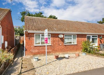 Thumbnail 2 bed terraced bungalow for sale in Sunsalve Ride, Toftwood, Dereham