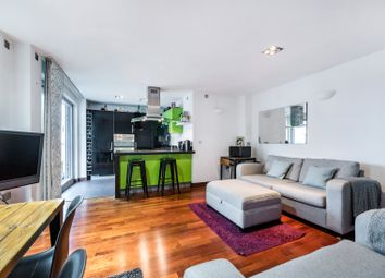 Thumbnail 2 bed flat to rent in Vicentia Court, Bridges Wharf, Battersea