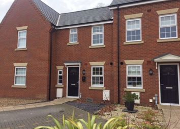 Thumbnail 2 bedroom town house to rent in Old Oak Close, Wymondham