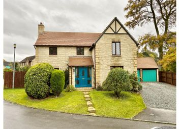Thumbnail 4 bed detached house for sale in Hazel Grove, Calne