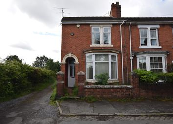 Thumbnail 4 bed end terrace house for sale in Sydney Street, Newcastle-Under-Lyme