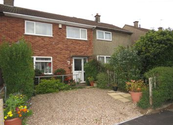 Thumbnail 3 bedroom terraced house for sale in Shield Crescent, Glen Parva, Leicester