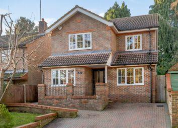 6 bed detached house for sale in Old Harpenden Road, St. Albans, Hertfordshire AL3
