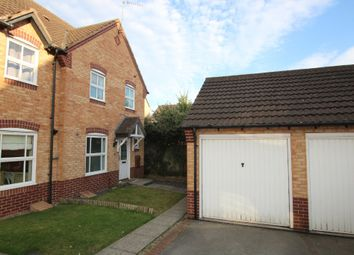 Thumbnail 3 bed semi-detached house to rent in Wye Close, Hilton