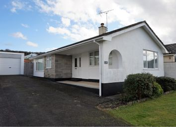 Thumbnail 3 bed detached bungalow for sale in Trenant Road, Tywardreath