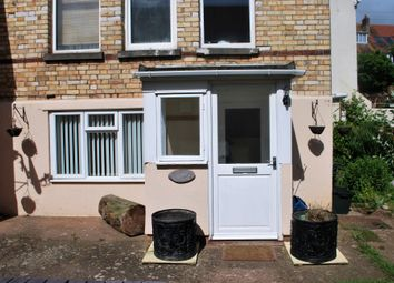 Thumbnail 1 bedroom flat to rent in Hartley Road, Exmouth