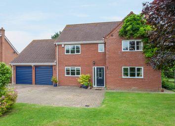 Thumbnail 5 bed detached house for sale in Clip Bush Cottages, Clipbush Lane, Scoulton, Norwich