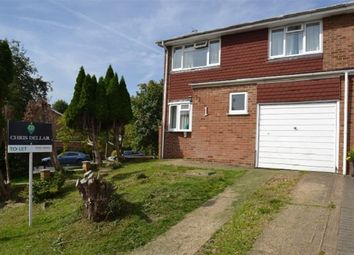 Thumbnail 4 bed property to rent in The Brickfields, Ware