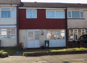 Thumbnail 3 bed terraced house for sale in Borough Crescent, Oldbury, West Midlands