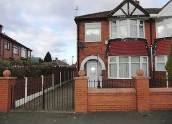 Thumbnail 3 bedroom semi-detached house for sale in Assheton Road, Manchester, Manchester