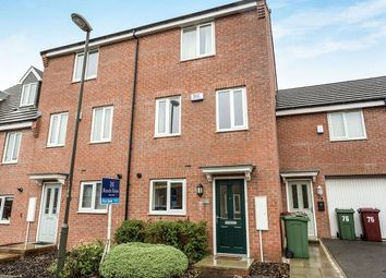 Thumbnail 4 bed terraced house for sale in Hetton Drive, Clay Cross, Chesterfield