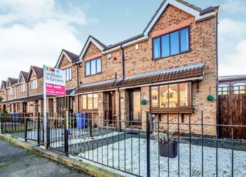 Thumbnail 2 bed end terrace house for sale in The Rydales, Hull