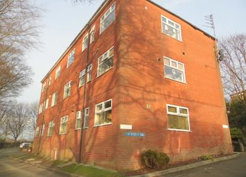 Thumbnail 2 bed flat for sale in Lowther Close, Prestwich