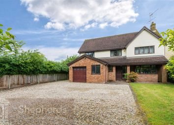Thumbnail 5 bedroom detached house for sale in High Wych Lane, High Wych, Sawbridgeworth, Hertfordshire