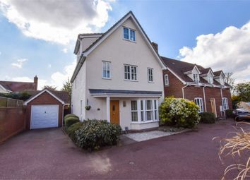Thumbnail 4 bed detached house for sale in Barn Fields, Stanway, Colchester, Essex