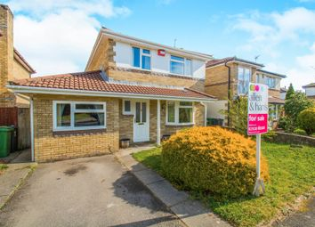 Thumbnail 4 bed detached house for sale in Silver Birch Close, Whitchurch, Cardiff