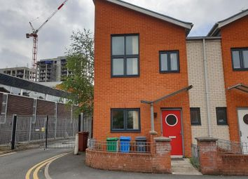 Thumbnail 3 bed semi-detached house to rent in Newcastle Street, Manchester