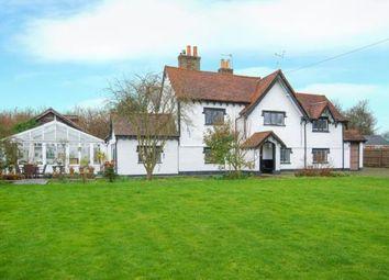 Thumbnail 4 bedroom detached house for sale in Burton Lane, Goffs Oak, Waltham Cross, Hertfordshire