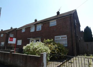 Thumbnail 2 bed semi-detached house for sale in Delamere Ave, Swinton, Manchester
