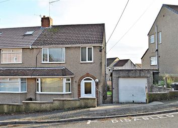 Thumbnail 3 bed semi-detached house for sale in Woodstock Road, Kingswood, Bristol