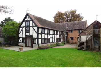 Thumbnail 5 bed country house for sale in Bidford Road, Alcester