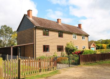 Thumbnail 3 bed semi-detached house to rent in East Boldre, Brockenhurst, Hampshire