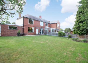 Thumbnail 4 bed semi-detached house for sale in Westfield Lane, South Milford, Leeds