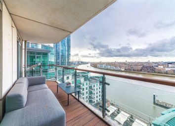 Thumbnail 3 bed flat for sale in Flagstaff House, St George Wharf, Vauxhall, London