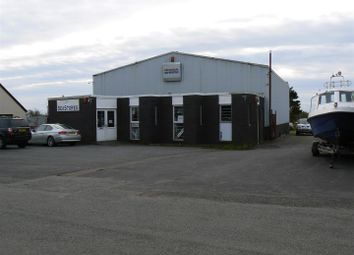 Thumbnail Commercial property for sale in Crossways, Honeyborough, Milford Haven