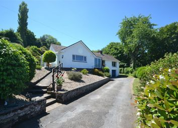 Thumbnail 4 bedroom detached bungalow for sale in Knowle Gardens, Combe Martin, Ilfracombe