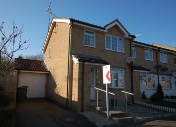 Thumbnail 3 bed end terrace house for sale in Spring Lane, Little Common, East Sussex