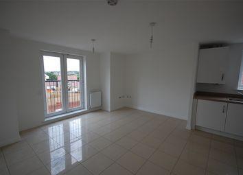 Thumbnail 2 bed flat to rent in Greenfield Road, Keynsham, Bristol