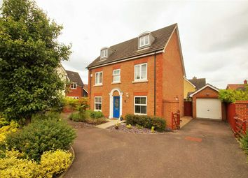 Thumbnail 5 bed town house for sale in Gavin Way, Myland, Colchester