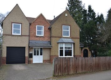 Thumbnail 5 bed detached house for sale in Windmill Avenue, Kettering
