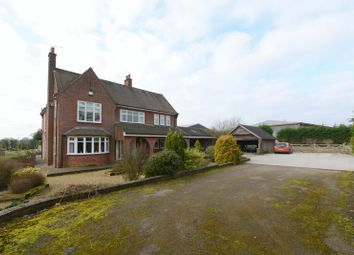 Thumbnail 4 bed detached house for sale in Stafford Road, Knightley, Stafford