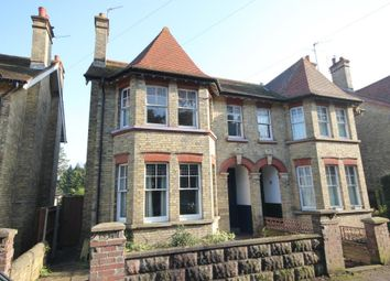 Thumbnail 5 bed semi-detached house for sale in Cambridge Road, Ely