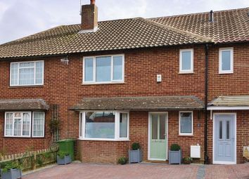 Thumbnail 3 bed terraced house for sale in Stanam Road, Pembury, Tunbridge Wells