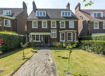 Thumbnail 7 bed detached house for sale in Woodfield Road, Ealing
