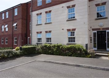 Thumbnail 2 bed flat for sale in Bradgate Close, Loughborough