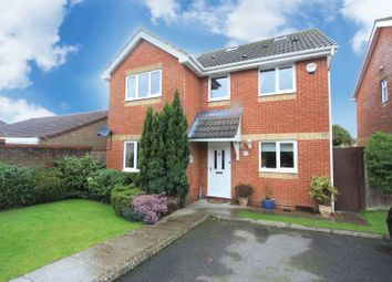 Thumbnail 5 bed detached house for sale in Adela Verne Close, Southampton