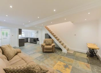 Thumbnail 2 bed mews house for sale in Stoney Lane, London