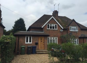Thumbnail 3 bedroom semi-detached house to rent in Amersham HP6,