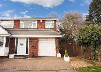 3 bed end terrace house for sale in Shirley Drive, Sutton Coldfield B72