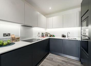 Wyke Road, Hackney Wick E3. 3 bed flat for sale