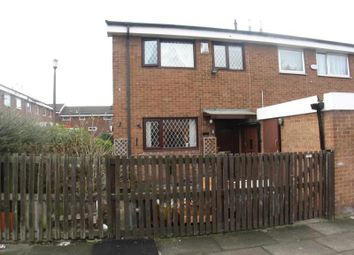 Thumbnail 1 bed end terrace house for sale in London Street, Salford, Greater Manchester