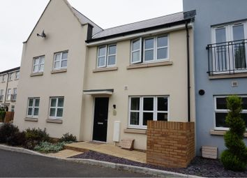 Thumbnail 3 bed terraced house for sale in Calves Garden, Patchway